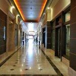 Long, long corridors