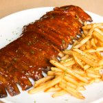 BBQ Ribs @ Margarita Storm by Sunrise Tacos, Sukhumvit Rd, Corner Soi 13
