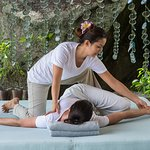 Feel completely relaxed with a thai massage from the North Island Spa