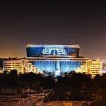 Holiday Villa Hotel & Residence Doha at night