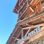The Hotel Aiguille Percee