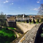 Vue depuis le Bastion / View from the Bastion