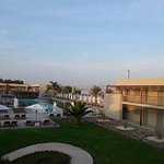 Paracas beach, view from Double Tree