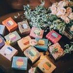 Tea Sachets Boxes
