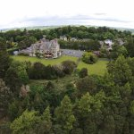 Enniskeen Country House Hotel Aerial View