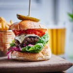 St Mawes Burger