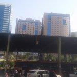 Building Adjacent to Hotel