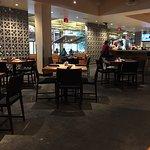 Cantina Laredo - back dining room looking towards bas