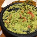 Cantina Laredo - our guacamole