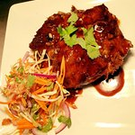 Pork Spare Ribs with Asian Salad $27