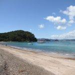 Beach and Phantom anchoring