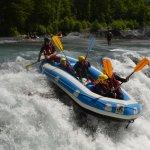 Rafting Samoëns