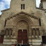 Il portale di Eglise St-Trophime