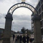 Old entry port