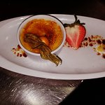 Chef believes a restaurant is only as good as its creme brulee #TheSprings #dessert #brulee #fir