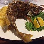 whole sea bass :)
