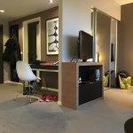 Adina Apartment Hotel Berlin Mitte Foto