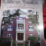 Very interesting book about the mansion for sale in the gift shop