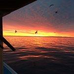 Sunrise on St Georges Bay.