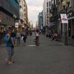 Calle Triana Foto