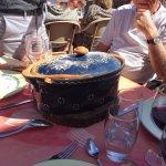 la traditionnelle cocotte