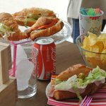 Croissant relleno: Una idea fabulosa y deliciosa