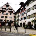 City-Hotel Ochsen Zug Imagem