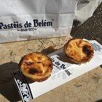 Pastéis de Belém fényképe
