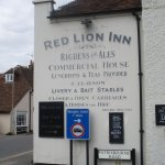 The Red Lion Inn Picture