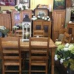 Amish Made Honey Leaf Furniture