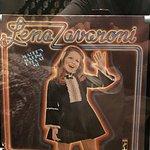 Lena Zavaroni's album from the 70's.....