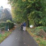 Strolling through Fort Augustus