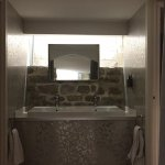 Hotel washroom