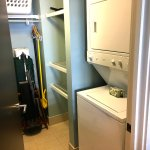 1 Bedroom Villa Laundry - Extra Closet with High Chair