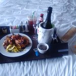 Awesome room service!