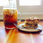 Coffee Cake & Cold Brew!