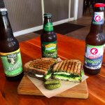 Craft Beers and Panini