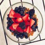 Organic Gluten Free Parfait