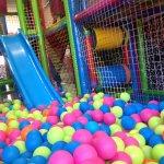Chiquipark interior para los mas pequeños