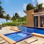 Ocean Front Three Bedroom Pool Villa at The Haven