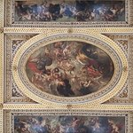The Rubens' ceiling