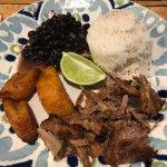 My home made version of El Siboney roast pork! Delicious