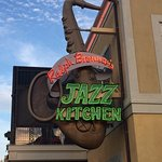 Ralph Brennan's Jazz Kitchen - A GREAT place to eat!