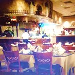 Love the authentic Italian decor