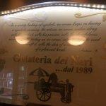 Photo de Gelateria dei Neri