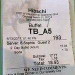 Foto de Hibachi Grill and Supreme Buffet