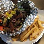 Gyro Supreme w/fries
