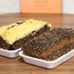 Cake de Nutella e Bolo de Brigadeiro