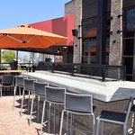 The Patio at The Brew Brothers at Scioto Downs