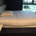 Very confartable bed, purée le lit est très confortable